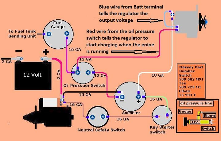 32 Mf 135 Wiring Diagram