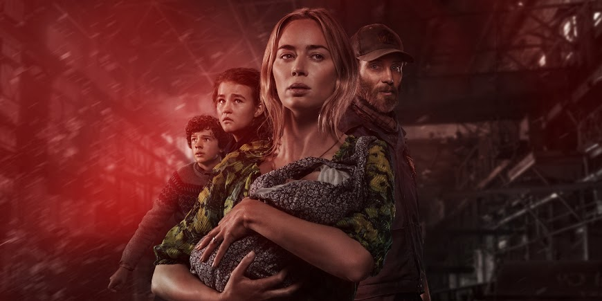 A Quiet Place Part II (2021) 1080p Movie English Full Streaming