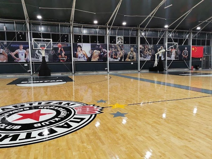 Partizanova škola košarke stigla do Kine!