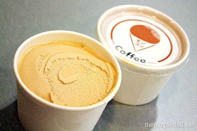 Coffee Ice Cream (P65)