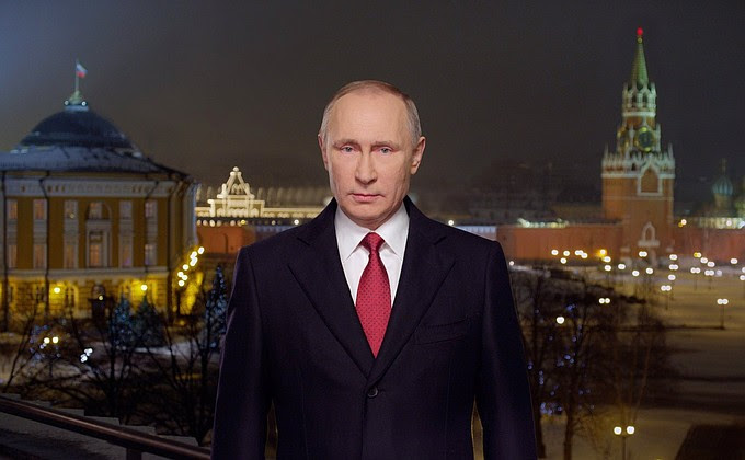 Новогоднее обращение кгражданам России