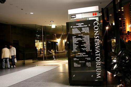 Sydney Conservatorium of Music