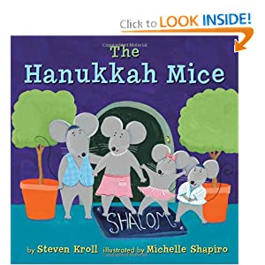 The Hanukkah Mice