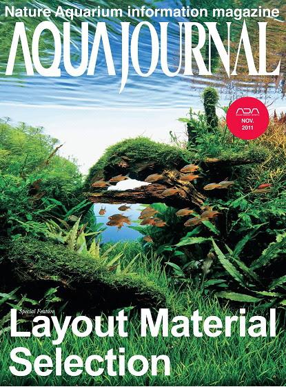 Aqua Journal Magazine November 2011