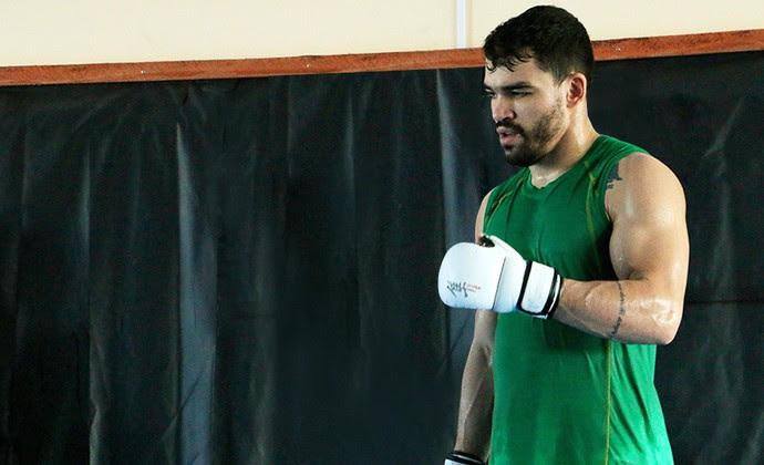 RN - Patricky Pitbull MMA Bellator (Foto: Artur Dantas)