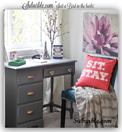 A-Painted-Writing-Desk-in-the-Master-Bedroom-suburble.com