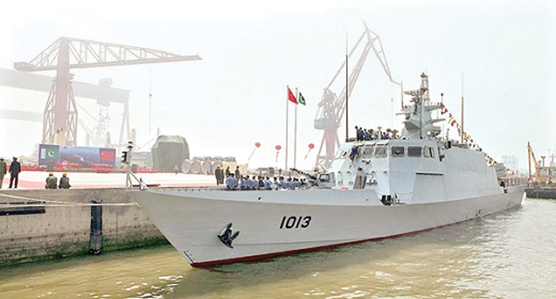 PMSS Kashmir to reach Colombo Port today