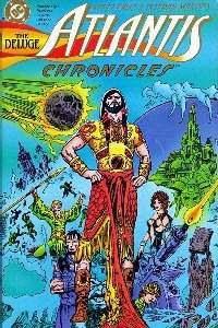 Atlantis Chronicles #1 Cover