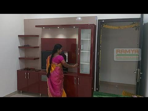 Ramya Modular Kitchen, Our Client Mr. Divakar VGN Temple Town Thiruverkadu Chennai  Part - 1