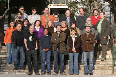 Els/les candidats/es de la Coalició d'Esquerres de Premià de Mar