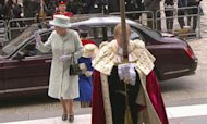 Live: Queen At St Paul's For Jubilee Service