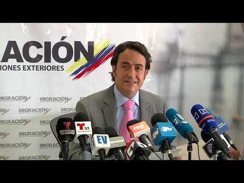 Colombia expulsa a 59 venezolanos por alteración al orden público