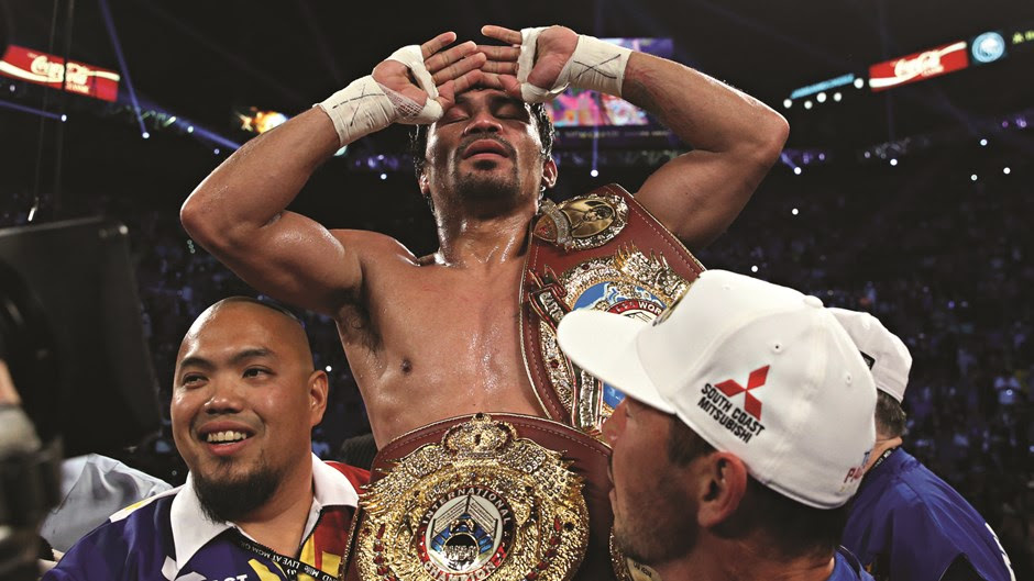 Manny Pacquiao, Championship Boxer, Has a New Opponent: Philippine Poverty