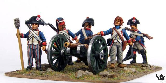 French Battalion Gun