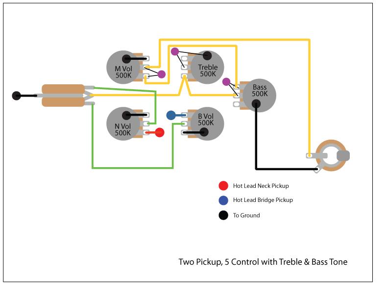 Rickenbacker Bass Wiring Diagram