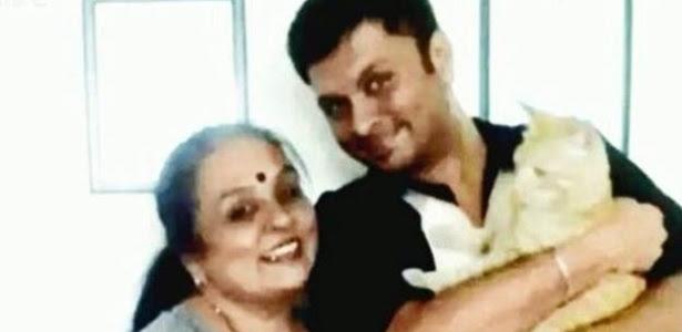 """Padma queria um homem """"de boa condição social, vegetariano e que gostasse de animais"""" para seu filho"""