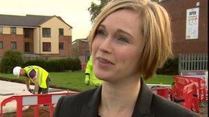 Gemma Duggan, from the National Housing Federation