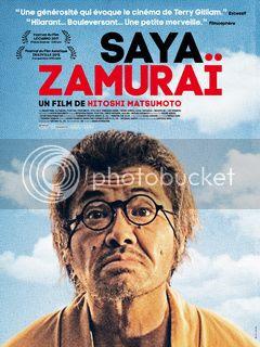Scabbard Samurai poster