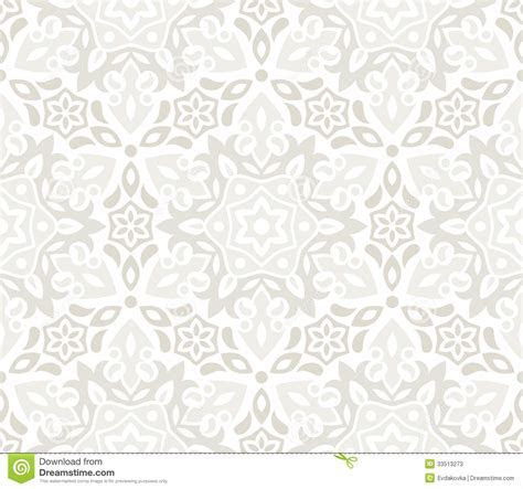 Beautiful floral wallpaper stock vector. Image of damask