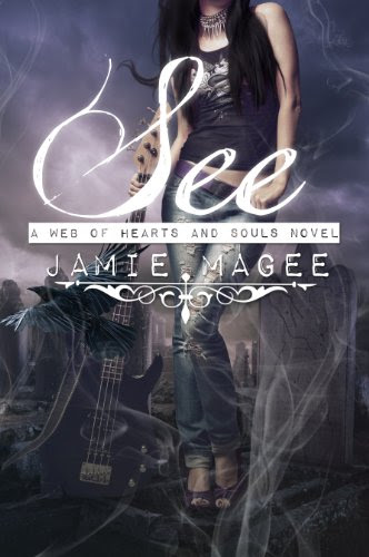See ((See Book 1) Web of Hearts and Souls) by Jamie Magee