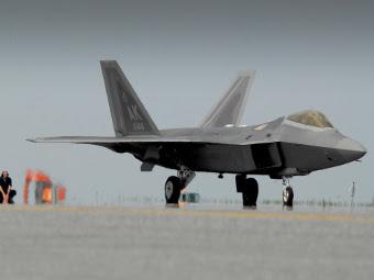F-22A Raptor. Фото с сайта af.mil