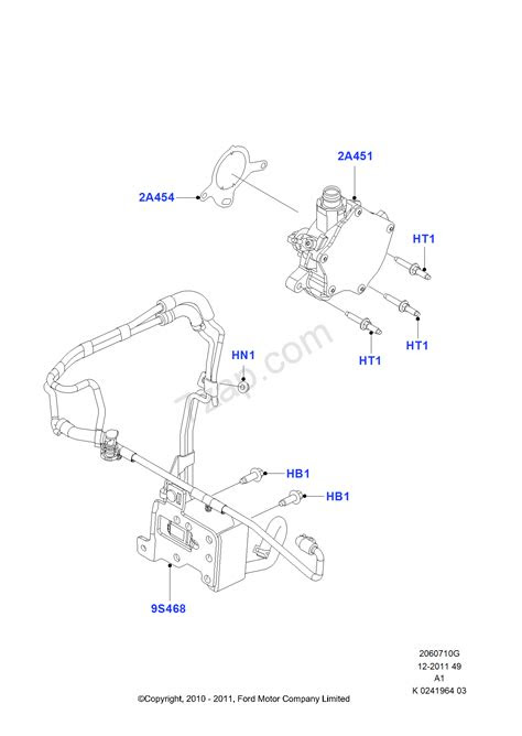 Ford F 250 Vacuum Pump Wiring Diagram | Wiring Library