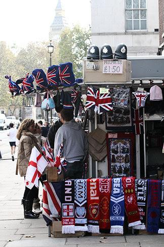 Souvenirs, Whitehall