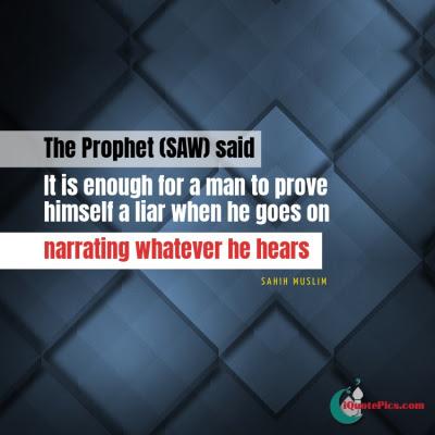 Speaking Islamic Quotes