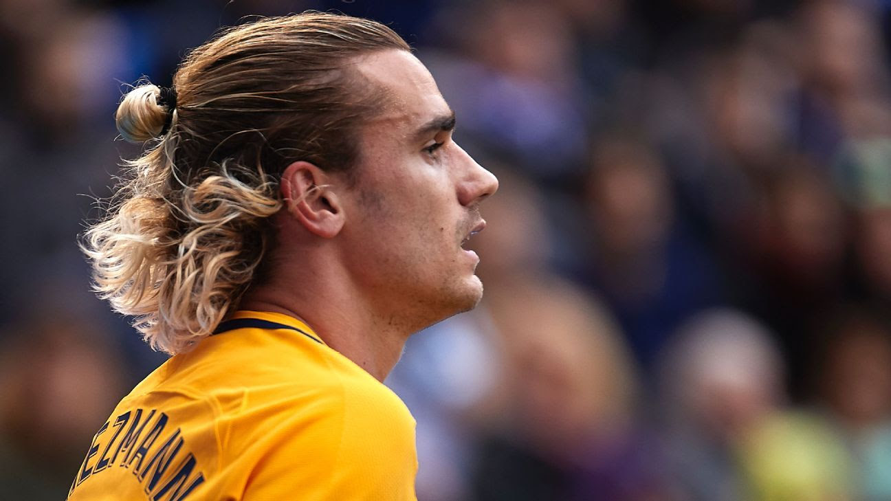 Diego Simeone backs Antoine Griezmann  after substitution