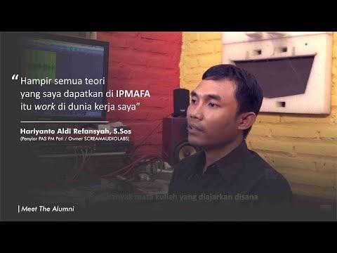 PRAKTISI JUGA BUTUH TEORI - Bersama Arrie Nugraha (alumni KPI IPMAFA)