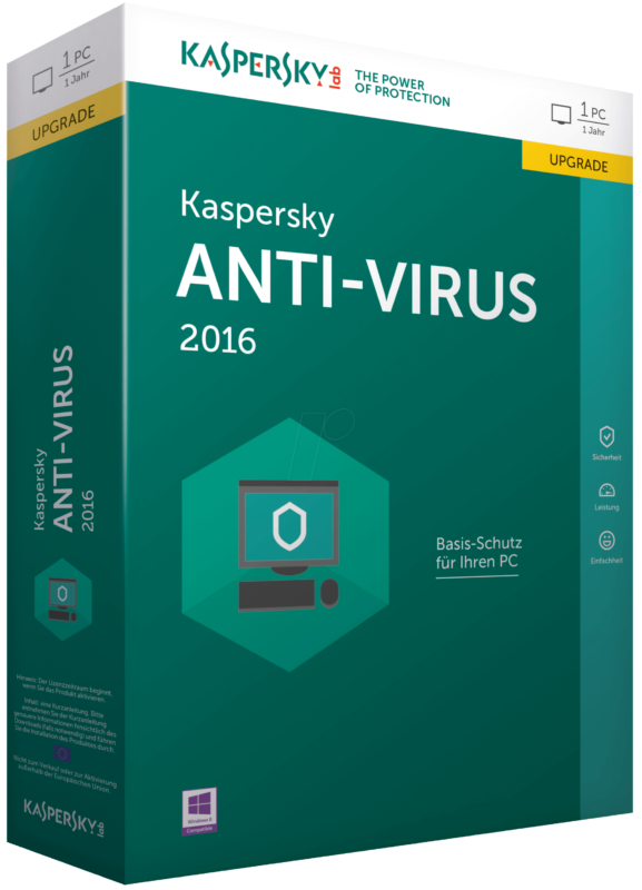 Kaspersky Anti-Virus Free Software Download