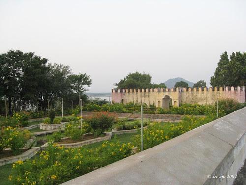 Sathanur garden