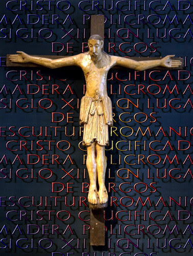 cristo siglo XII
