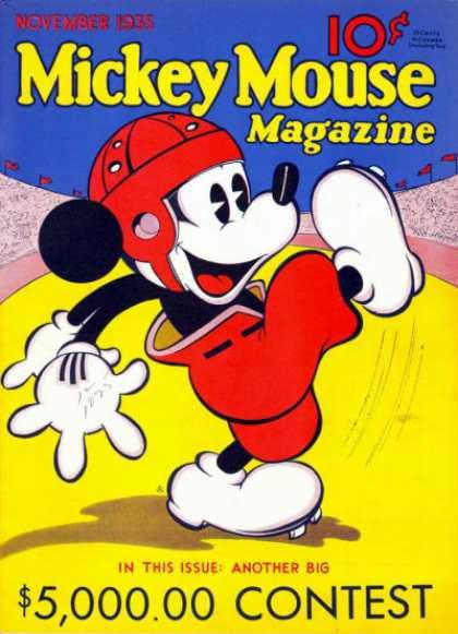 Mickey Mouse Magazine 3