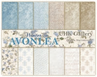 Z Winter in AVONLEA - zestaw papierów
