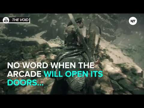 """The Void"" , konsole Nerve Gear dalam dunia nyata"