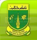 SASIC,KISAS,Kolej Islam Sultan Alam Shah,Sultan Alam Shah Islamic College