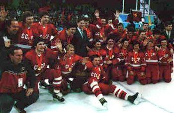 Soviet Union 1984 Olympics