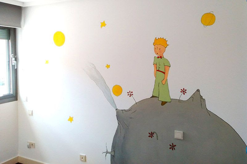 Murales Para Ninos Preescolar
