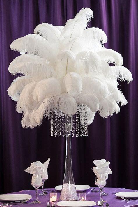 Best 25  Feather centerpieces ideas on Pinterest   Ostrich