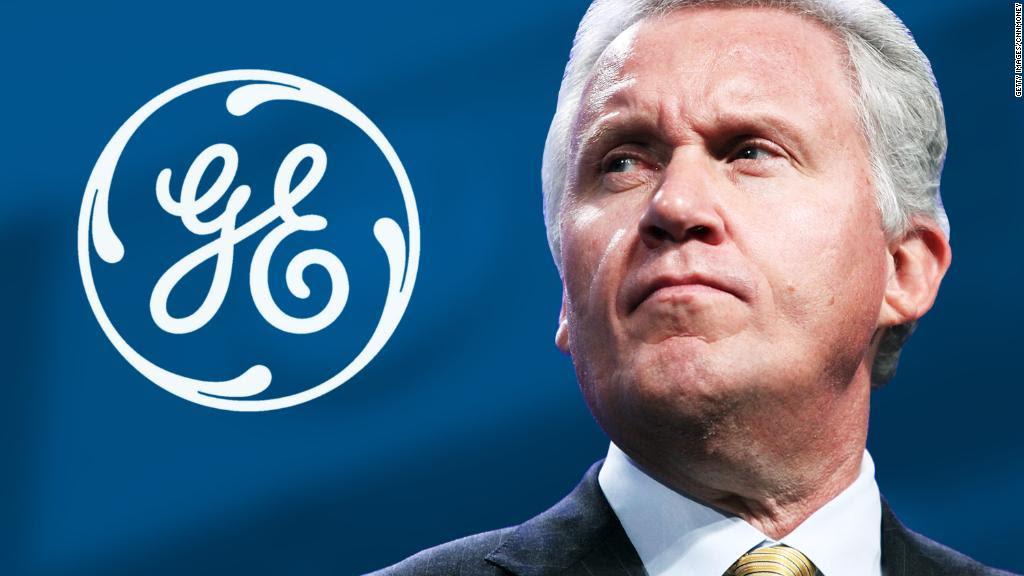 Jeff Immelt, CEO, GE, GE