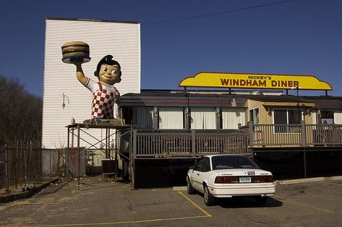 Bob's Big Boy's New Home.