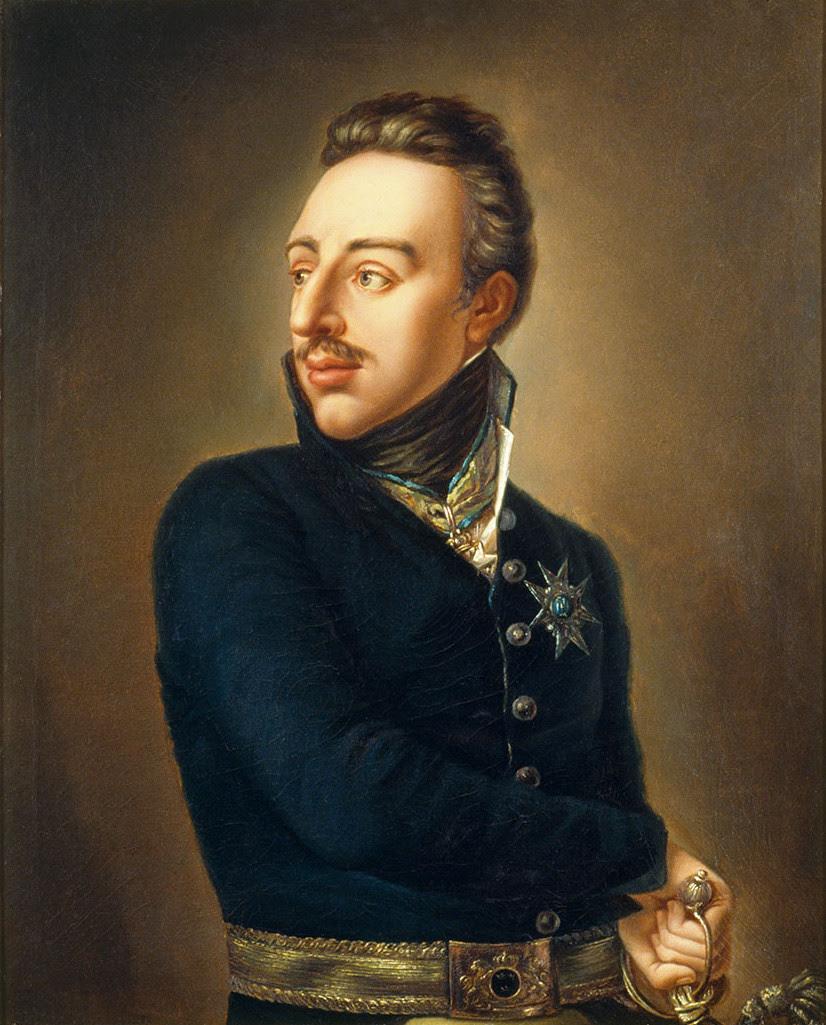 Per Krafft: Gustav IV Adolf