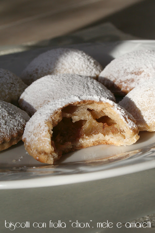 biscotti frolla choux 2