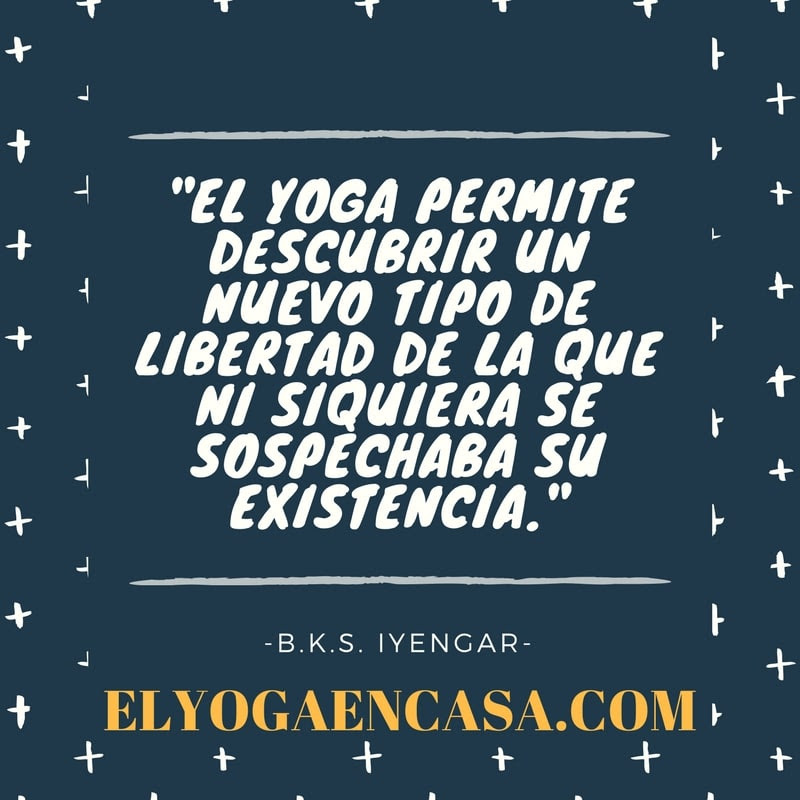 30 Frases Inspiradoras De Yoga Del Maestro B K S Iyengar