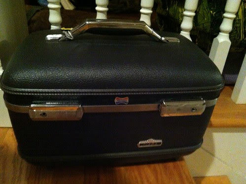 Travel case, in need of makeover