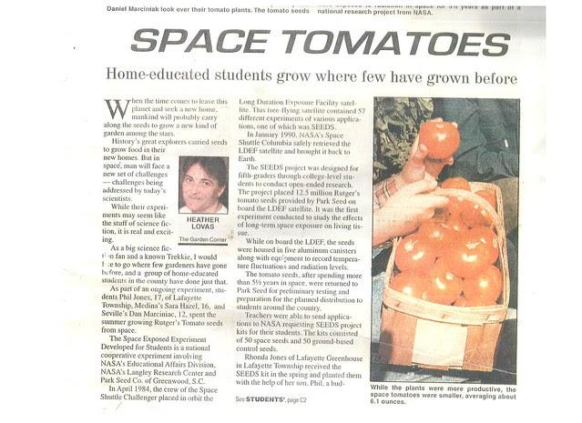 NASA tomato 2