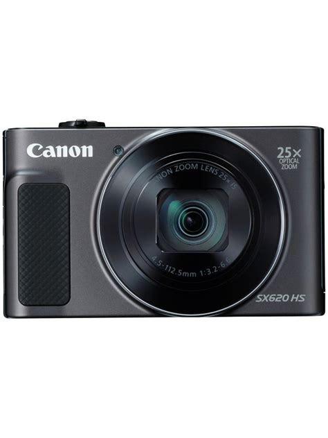 canon powershot sx hs superzoom compact camera black