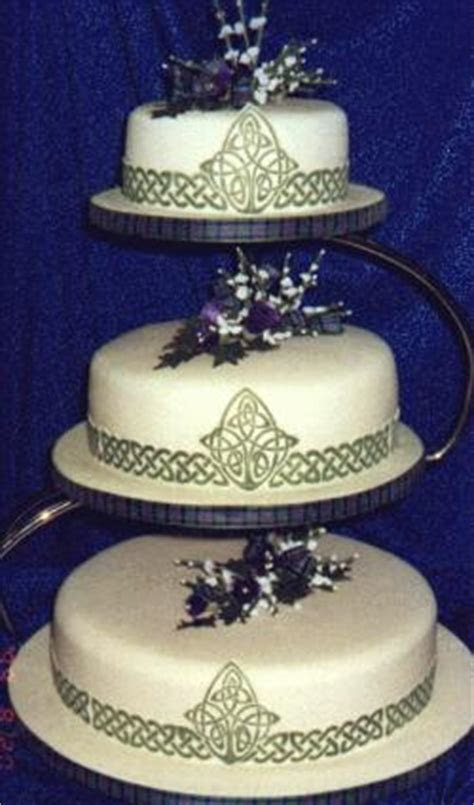 Celtic Wedding Cake Designs   LoveToKnow