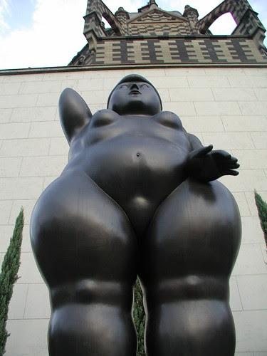 Gorda de Botero